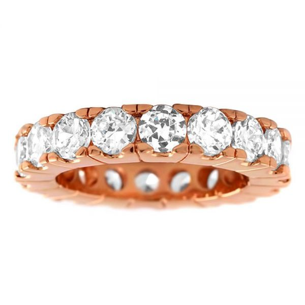 Iced Out Bling Micro Pave Ring - ETERNITY Zirkonia