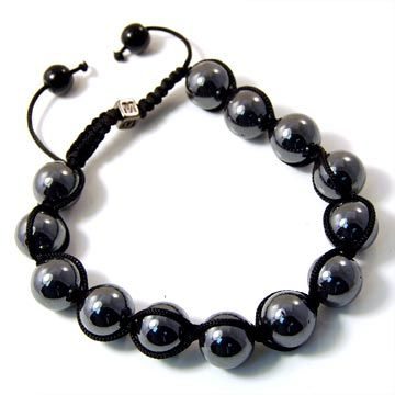 Unisex Bling Armband - BALL BEADS simple